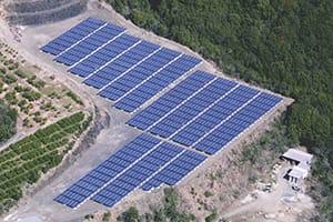 三重県御浜町太陽光設置工事|株式会社ETSホールディングス