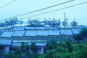 赤城野立太陽光設備設置工事|株式会社ETSホールディングス