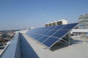 茨城大学(文京2他)太陽光発電設備工事|株式会社ETSホールディングス