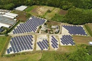 袖ヶ浦太陽光発電所工事|株式会社ETSホールディングス
