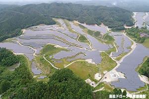 SK白河太陽光発電所工事|株式会社ETSホールディングス
